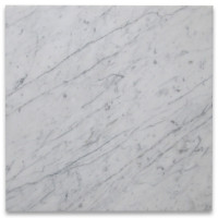 Natural Stone- Bianco Carrara Marble